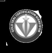 Logos designations goldseal